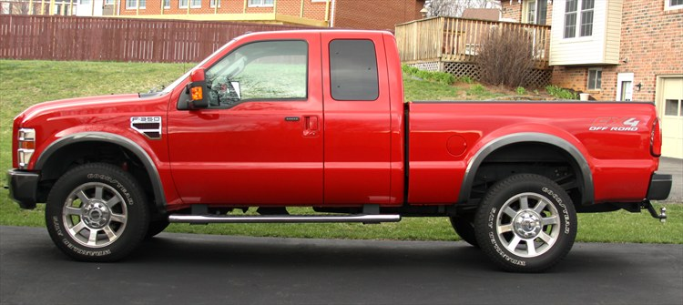 Another rtc46 2008 Ford F350 Super Duty Super Cab post... - 15474679