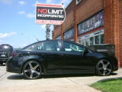 Murdered Out Cruze LTZ RS Turbo