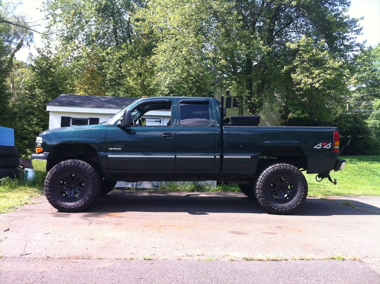 Another Hockeycns 2001 Chevrolet 1500 Extended Cab post... - 15915601