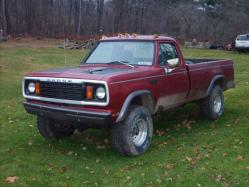 prollydabest 1978 Dodge Power Wagon