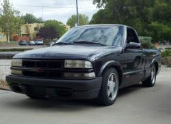 cd07r6 1998 Chevrolet S10 Regular Cab