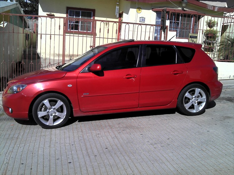 llvllamertito 2005 mazda mazda3s hatchback 4d specs. Black Bedroom Furniture Sets. Home Design Ideas