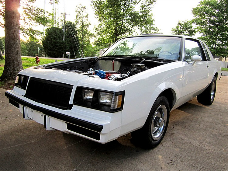 chris089's 1985 Buick Regal