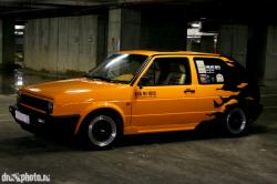 RussianBear 1986 Volkswagen Golf