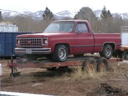 mshruman 1974 Chevrolet C/K Pick-Up