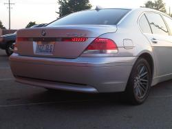 TTTGOWYO 2004 BMW 7 Series