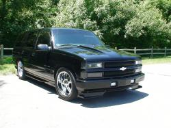 NCRUTCHFIELD 2000 Chevrolet Tahoe