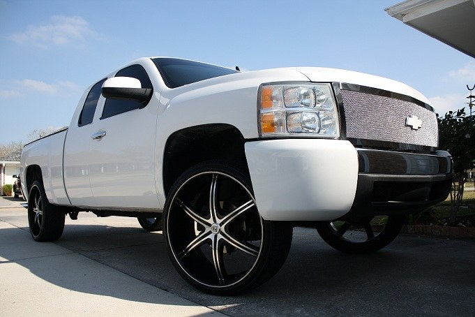 youngroddy 2009 chevrolet silverado 1500 extended cab specs photos modification info at cardomain. Black Bedroom Furniture Sets. Home Design Ideas