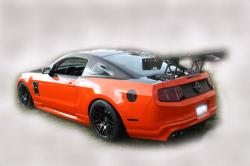 MRT-Direct 2011 Ford Mustang