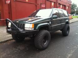 Kainoapang 1996 Jeep Grand-Cherokee