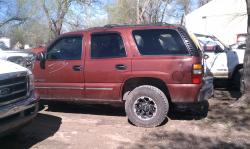 TurboBrett 2000 Chevrolet Tahoe (New)