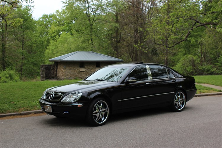 Another madlmusic 2000 Mercedes-Benz S-Class post... - 15726659