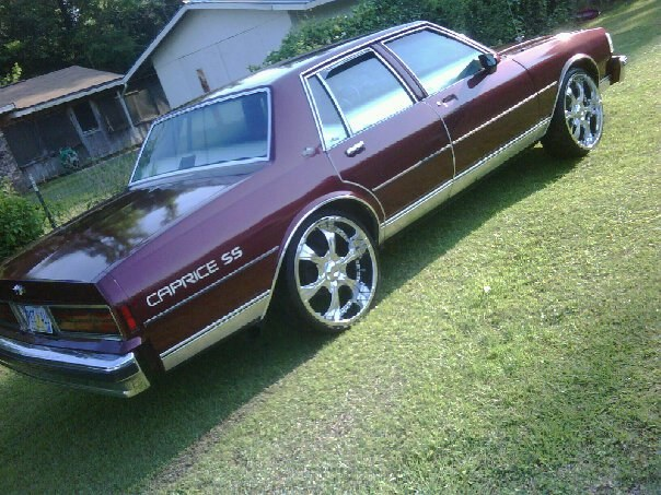bltnbys 39 s 1990 chevrolet caprice classic sedan 4d in beaumont ms. Cars Review. Best American Auto & Cars Review