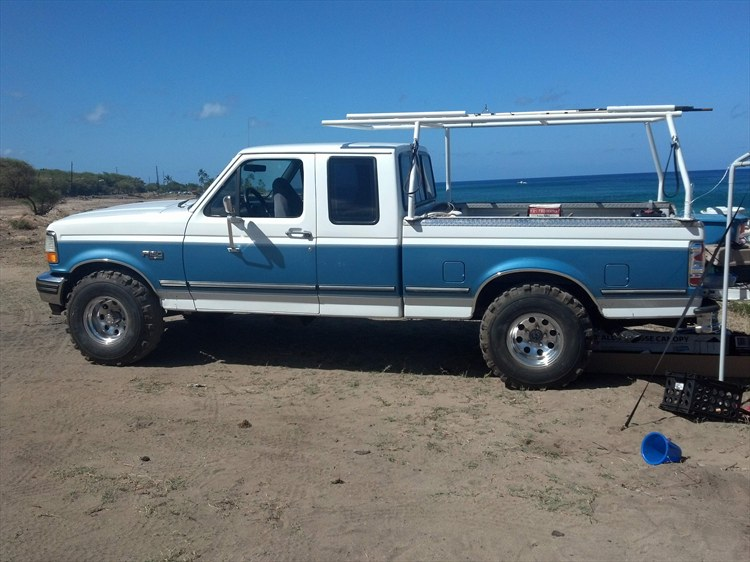 nell808 1993 Ford F150 Super CabShort Bed Specs, Photos ...