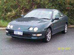 IntegraGSi98 1998 Acura Integra