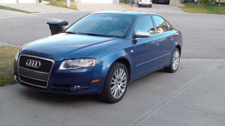 s14pwd 2006 Audi A4 Specs Photos Modification Info at CarDomain