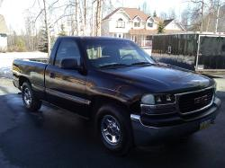 Britneys GMC 2002 GMC Sierra 1500 Regular Cab