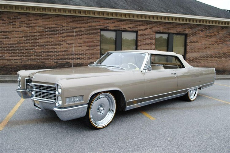 Its Magic 1966 Cadillac Eldorado Specs Photos