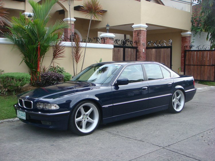 cheska11 1998 bmw 7 series740i sedan 4d specs photos modification info at cardomain. Black Bedroom Furniture Sets. Home Design Ideas