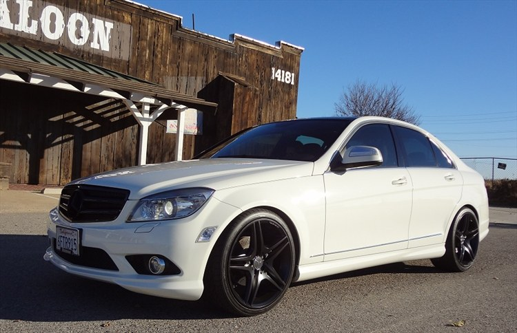 Mercedes White 2009 Mercedes Benz C Class Specs Photos Modification Info At Cardomain