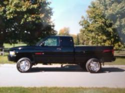 2500ram 1998 Dodge Ram 2500 Club Cab