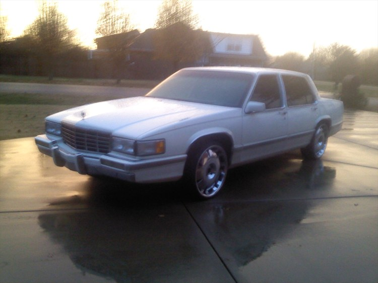 Another ChromeJerome 1993 Cadillac DeVille post... - 15418611
