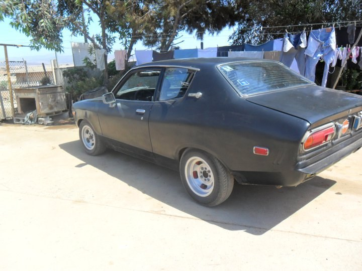 crower187 1977 Datsun B210