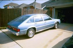 tricky542 1985 Chevrolet Citation