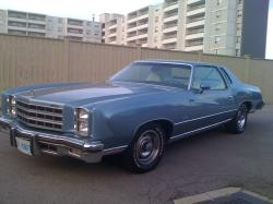 Infinite Ross 1977 Chevrolet Monte Carlo