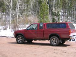 1996 Nissan D21 Pick-Up