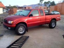 S and J Customs 2004 Toyota Tacoma Xtracab
