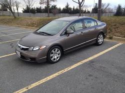 foreigner 2009 Honda Civic