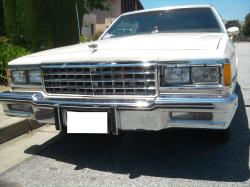 Chevy0riginalz 1984 Chevrolet Caprice Classic
