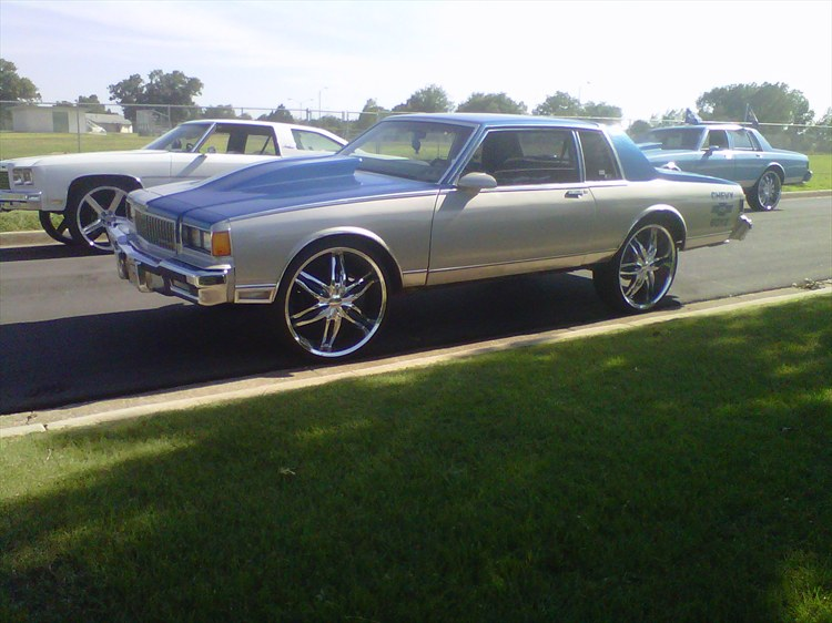 Another REEZ-MAJOR 1979 Chevrolet Impala post... - 15818649