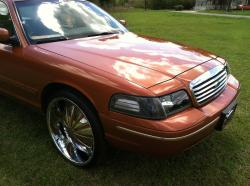 MrCrownvic98 1998 Ford Crown Victoria