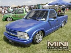 Drtjmpr3x 1998 Chevrolet S10 Regular Cab