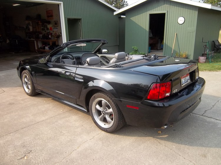 2001 Ford Mustang GT Convertible - 15969670