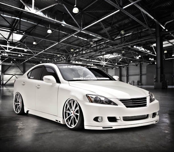 PASMAG's 2008 Lexus IS