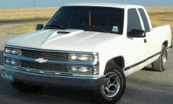 BigD1984 1995 Chevrolet 1500 Extended Cab