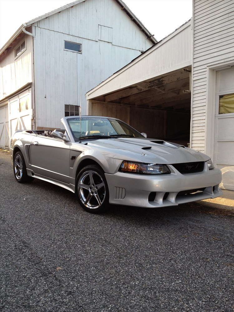 Cervini Mustang Bumper >> pontiac_assassin 2000 Ford Mustang Specs, Photos, Modification Info at CarDomain
