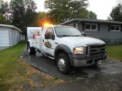 2tyrfyr 2005 Ford F550 Super Duty Regular Cab & Chassis