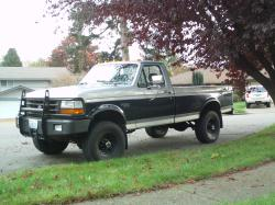 underpantsniper 1994 Ford F350 Regular Cab