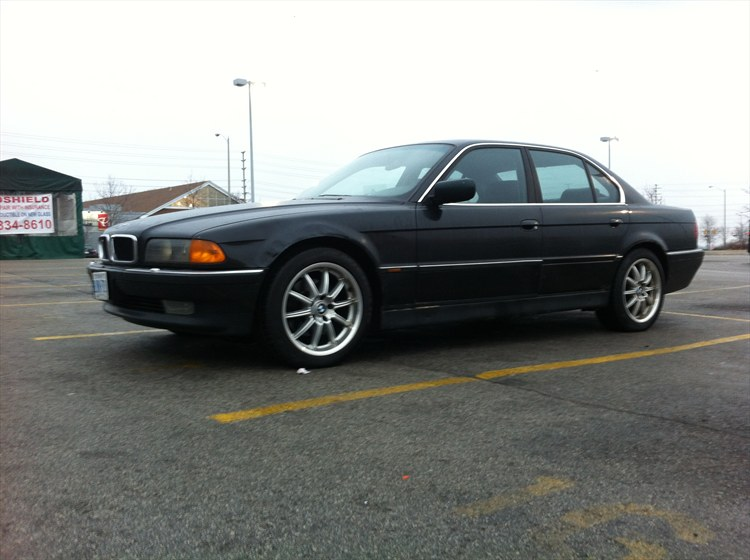 TristanP 1995 BMW 7 Series