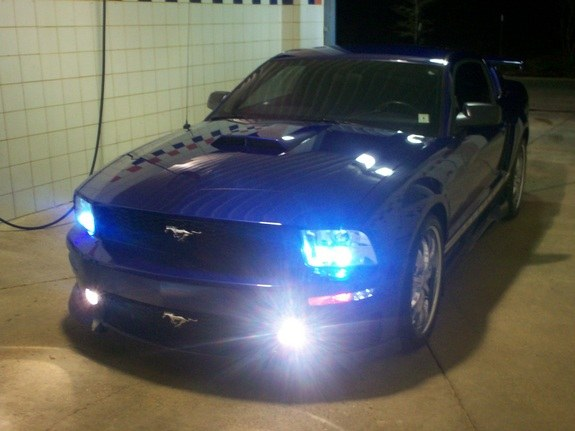 williamjames262 2009 Ford Mustang