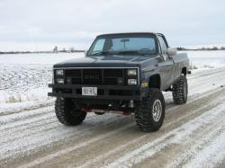 1984 GMC K15/K1500 Pick-Up