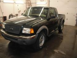 03greenranger4x4 2003 Ford Ranger Super Cab