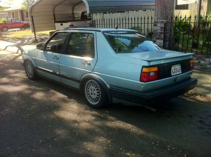 Another jorgee 1990 Volkswagen Jetta post... - 15410791
