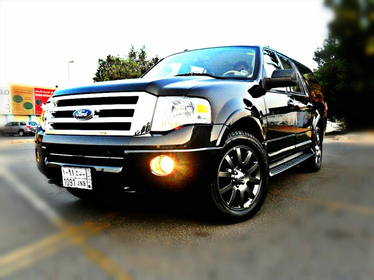 Big Man  Ford Expedition El
