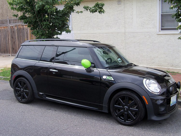lawngirlnj 2010 MINI Clubman
