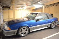 fredfifty 1991 Ford Mustang